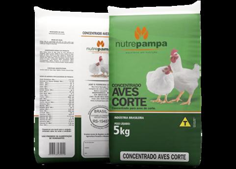 CONCENTRADO AVES CORTE