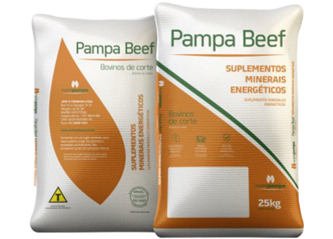PAMPA BEEF ADVANTAGE 20