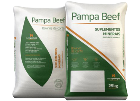 PAMPA BEEF NUTREPASTO