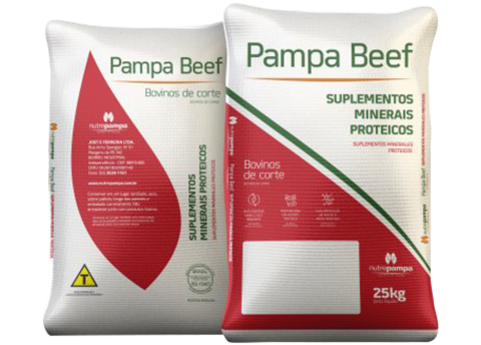 PAMPA BEEF PROTEICO 30