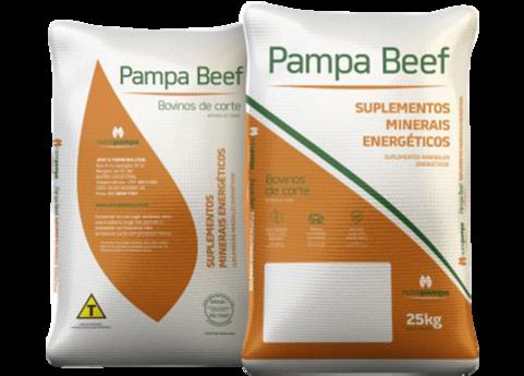 PAMPA BEEF TERMINADOR 20