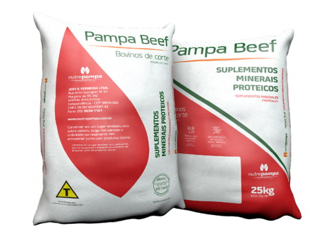 PAMPA BEEF PROTEICO 45 CR
