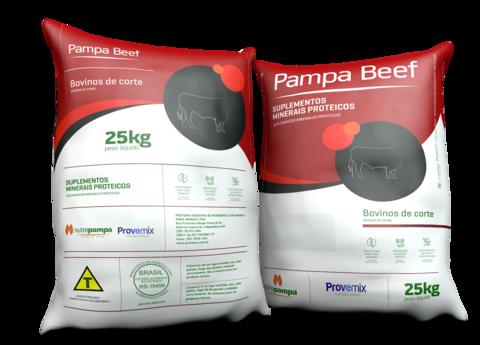 PAMPA BEEF PROTEICO 60 CONCENTRADO